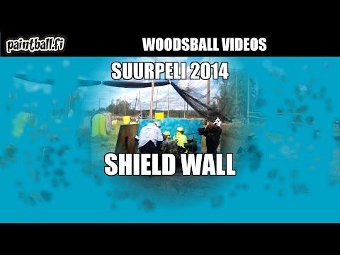 Suurpeli 2014: Shield Wall