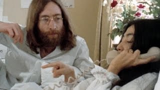 BED PEACE starring John Lennon & Yoko Ono