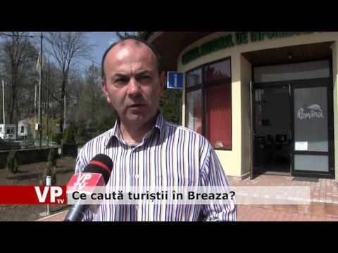 Ce caută turiștii în Breaza?