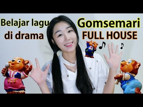 Lagu   39 gomsemari  39  di drama full house    mari kita belajar lagu korea    bahasa korea