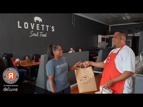 'Lovett's Soul Food' Heats Up With Makeover  | Small Business Revolution - Main Street: S3E5