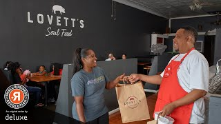 Video 'Lovett's Soul Food' Heats Up with Makeover  | Small Business Revolution - Main Street: S3E5 MP3, 3GP, MP4, WEBM, AVI, FLV Agustus 2019