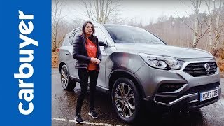 SsangYong Rexton SUV 2018 in-depth review - Carbuyer
