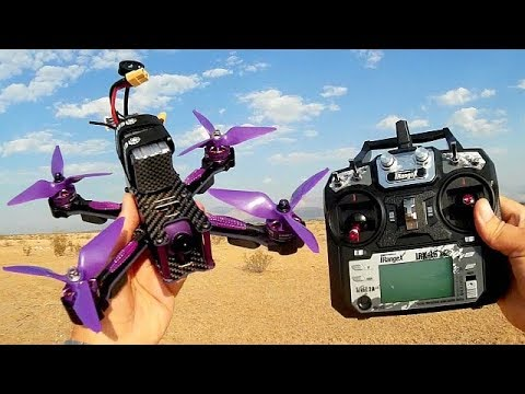 eachine-wizard-x220s-upgraded-fpv-racer-drone-flight-test-review