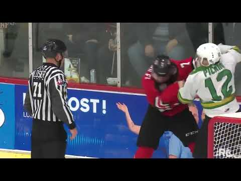 Olivier Picard vs. Orlando Mainolfi