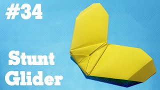 How Make Paper Airplane That Flies Simple Origami Paper