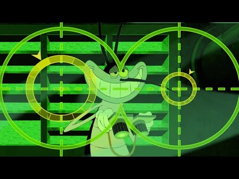 Oggy et les cafards - Oggy disjoncte ⚡ (S04EP60)   Episode complet en HD