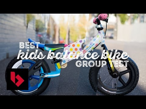Ultimate Guide to Buying a Balance Bike and Group Test