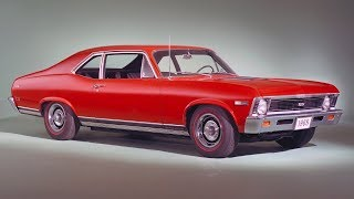 Why The 1968-1974 Chevrolet Nova Is Americas Favorite Compact Classic Car