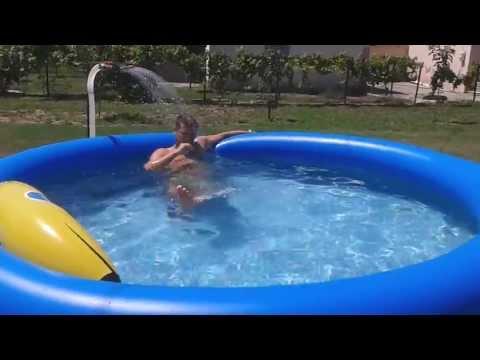 download link youtube intex pool 305 x 76 with sprinkler. Black Bedroom Furniture Sets. Home Design Ideas