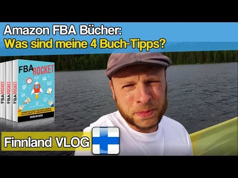 AMAZON FBA BÜCHER ᐅ Meine 4 Amazon FBA Buch Tipps