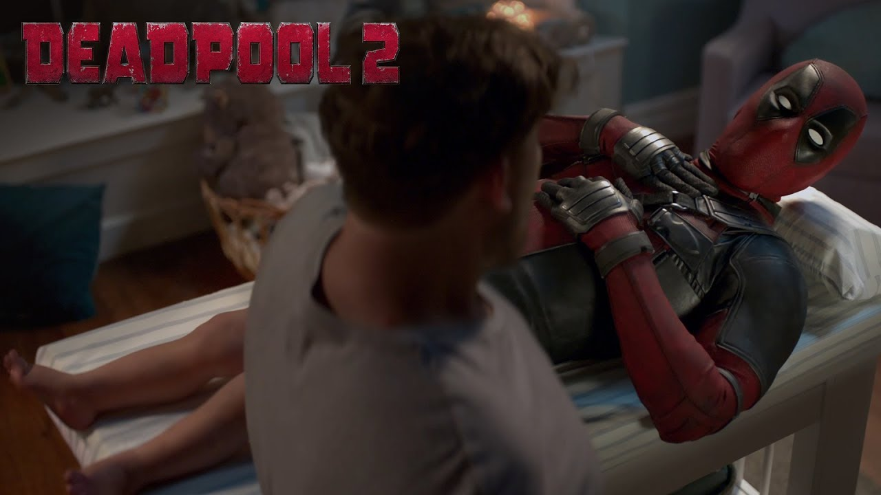 Deadpool 2 - Don't Skimp On The Powder
