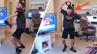 CRAZY LOTTERY REACTION! WTF! I CAN'T BELIEVE THIS!!!