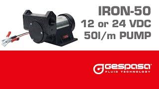 Насос для топлива Iron 50 на 12/24V