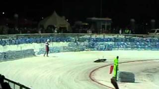 Ice Moto Racing. Total Finnish