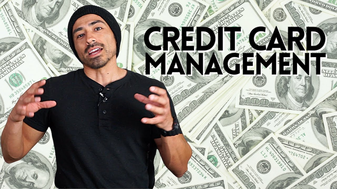 How I Handle My Credit Cards thumbnail