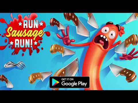 Run Sausage Run! wideo