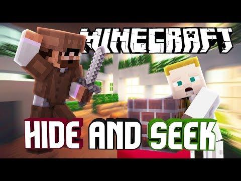 BUDE GEJMR ZASE TRPĚT? | Minecraft Hide and Seek | Pedro a Gejmr