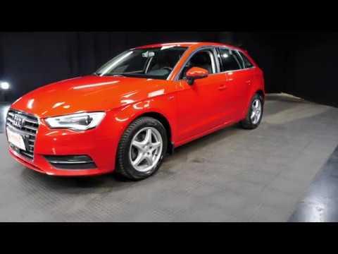 Audi A3 SB g-tron Bsn Sport 1,4 TFSI CNG A  Bensiini/kaasu käyttöinen, Monikäyttö, Automaatti, 8, SLR-348