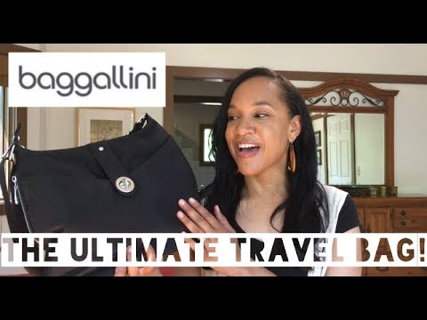 "The  Ultimate Travel Bag | REVIEW of the ""Helsinki"" Baggallini"