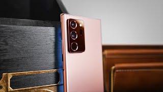 Samsung Galaxy Note20 Ultra Impressions: Ultra Premium!