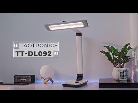 Review | Đèn học chống cận TAOTRONICS TT-DL092: Tự động điều chỉnh ánh sáng, chống lóa mắt