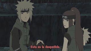 Naruto Se Despide De Minato Y Kushina | Naruto Shippuden Road To Ninja