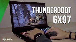 Thunderobot GX97, review: EQUILIBRADO y con BUEN PRECIO como armas de seducción