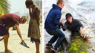 11 ГЕРОЕВ НАШЕГО ВРЕМЕНИ, которые делают наш мир лучше
