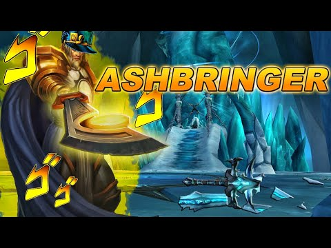 The Story of The Ashbringer - Part 2