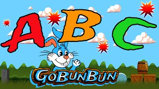 Alphabet Learning | ABC Game for Children - 26 Letters explained with Examples