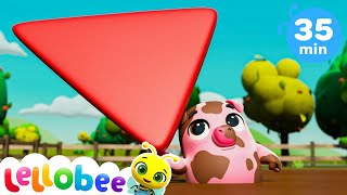 Muddy Puddles Song Learning Numbers!   Nursery Rhymes & Kids Songs - ABCs and 123s   Little Baby Bum
