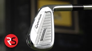 New TaylorMade P760 Irons - First Look