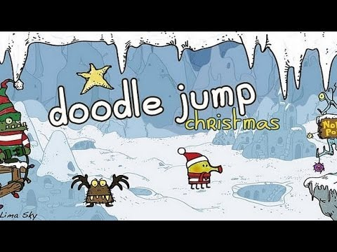 Vídeo do Doodle Jump Christmas Special