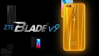 ZTE BLADE V9 - Ламповый обзор!