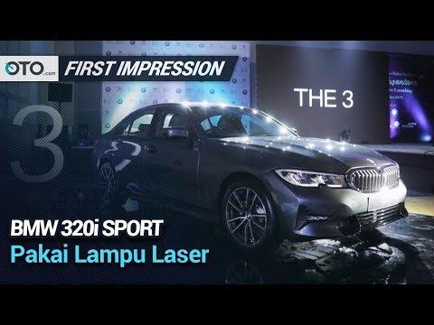 BMW 320i Sport | First Impression | Pakai Lampu Laser | OTO com