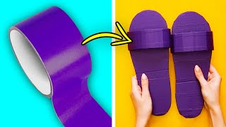 35 COOL HACKS WITH SCOTCH TAPE