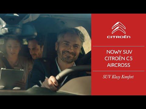 Citroen  C5 Aircross Кроссовер класса J - рекламное видео 4
