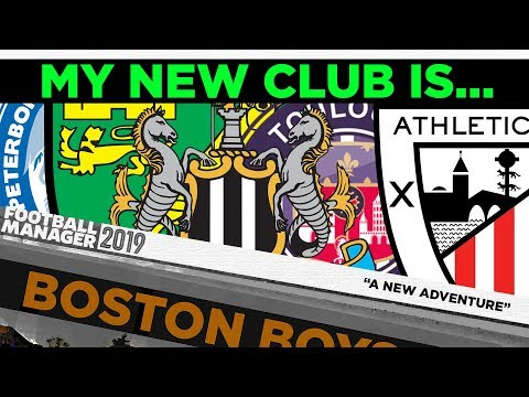 MY NEW CLUB IS... | Football Manager 2019
