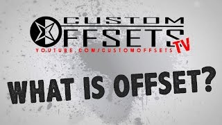 What is Offset?