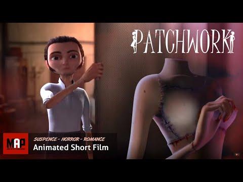 CGI 3D Animated Short Film ** PATCHWORK ** DARK & CREEPY Scary Animation by IsArt Digital