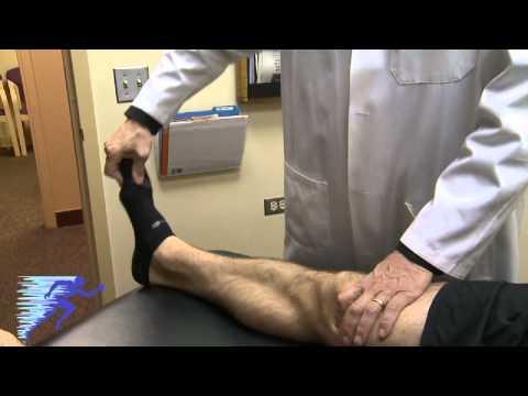Genu Recurvatum Test | Knee Ligament Injuries