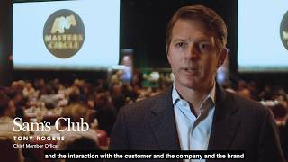 Brand Innovation and Creativity: Tony Rogers, CMO of Sam's Club
