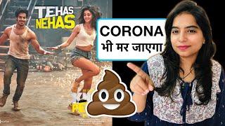 Tehas Nehas Khaali Peeli Song REACTION | Deeksha Sharma