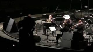 'New York, New York' by the New York Philharmonic Brass Quintet