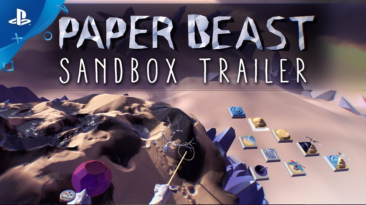 Create Your Own Universe with Paper Beast's Sandbox Mode