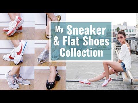 球鞋&平底鞋收藏分享My Sneaker & Flat Shoes Collection