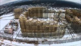 Микрорайон Новое Пушкино