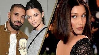 Kendall Jenner REVENGE DATING Drake to Get Back at Bella Hadid?