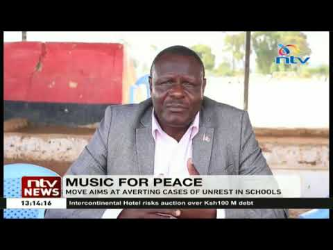 Kenya Secondary School Heads Association to use music for peace